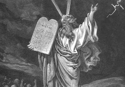 Tras las huellas de Moisés