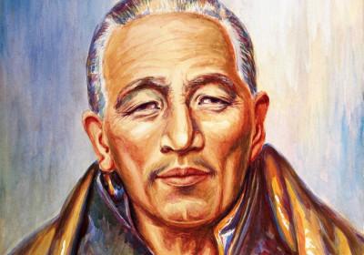 Tibetan Master Djwhal Khul